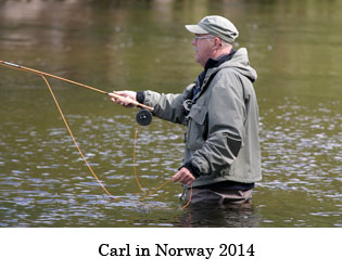 Carl in Norway 2014