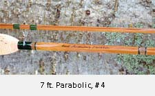 7 ft. Parabolic, # 4